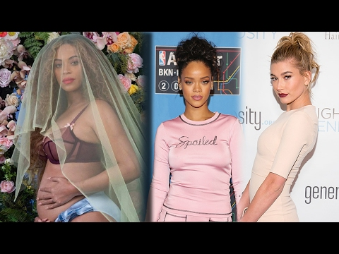 Celebs React To Beyonce's SURPRISE Pregnancy Announcement