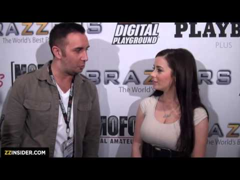 AVN Award Show 2013_ Behind the Scenes Interviews Part One