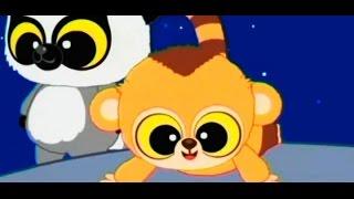 Юху и его друзья - мультики для детей, Одноглазый монстр, 7 серия