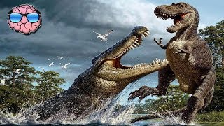 Top 10 DINOSAURS We're GLAD ARE EXTINCT