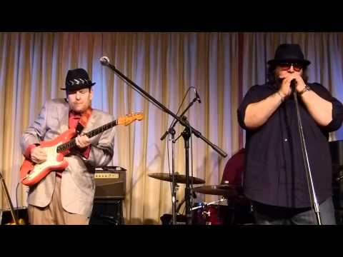 Nick Moss and the Flip Tops with Ronnie Earl Live at the Bull Run - Risin Way