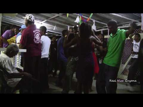 Wedding house dance, Guyana (HD)