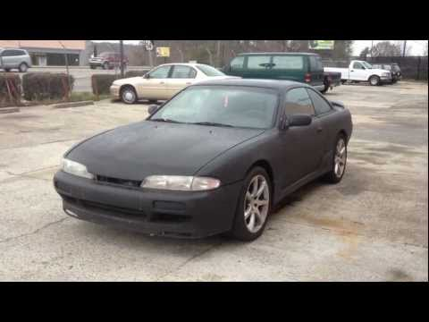 1996 S14 240sx SE RB20DET Walk Around For Sale Duluth, GA
