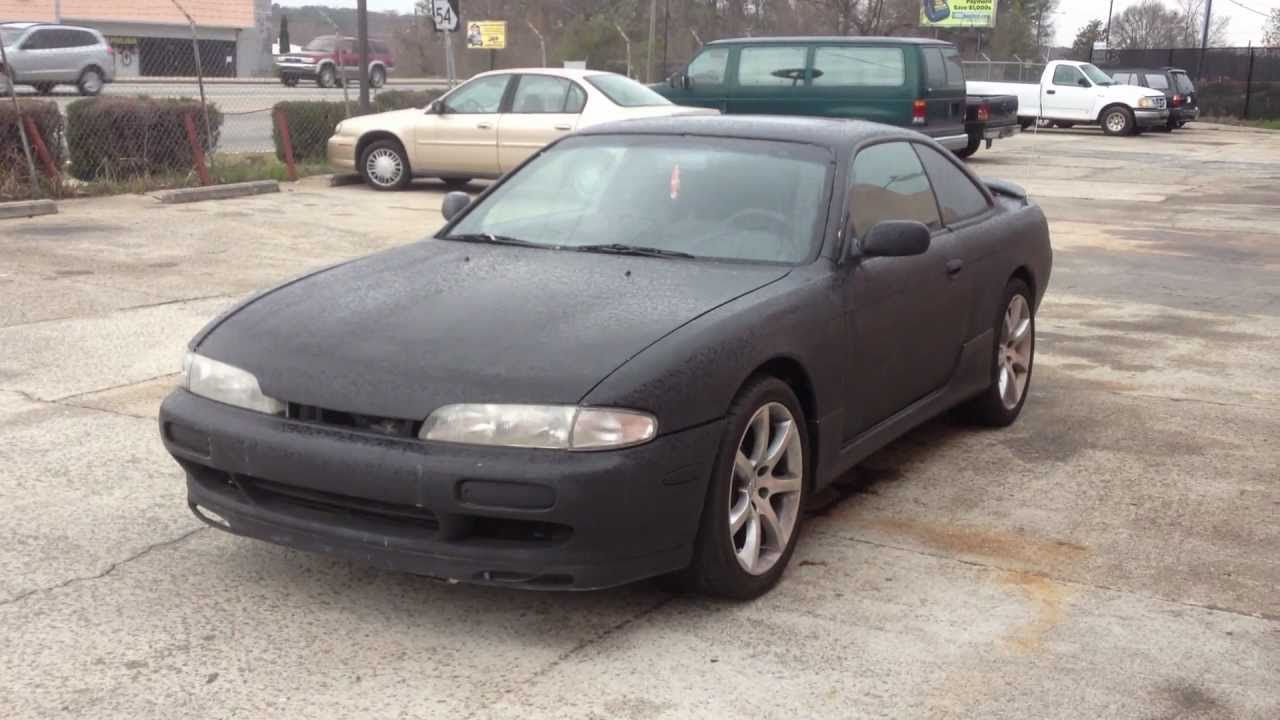 1996 s14 240sx se rb20det walk around for sale duluth ga for Nissan 240sx motor for sale