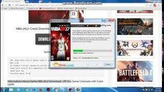 How to download NBA 2K17 3DM for free