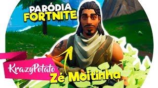 Baixar ♪ Zé Moitinha (Fortnite) - Paródia de Só Quer Vrau - MC MM