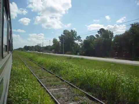 Viaje en Tren de Moreno a Luján