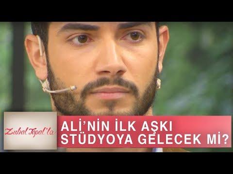 Zuhal Topal'la 197. Bölüm (HD) | İlk Aşkı Nurlana, Ali İçin Stüdyoya Geldi Mi?