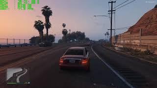 GTA V PC - Free Ride Gameplay (4k)