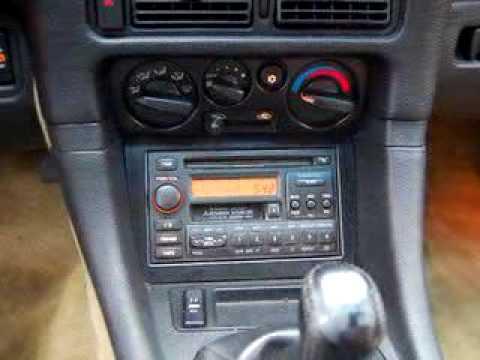 1999 Mitsubishi 3000GT SL True 44146 Bedford Auto Wholesale