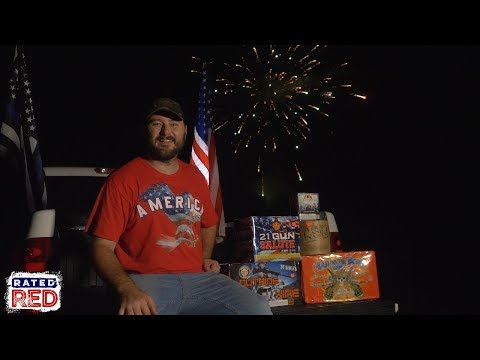 Top 5 Fireworks of 2018