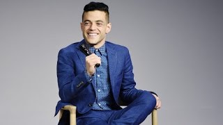 Why Mr. Robot's Rami Malek is Your Emmy-Nominated Crush