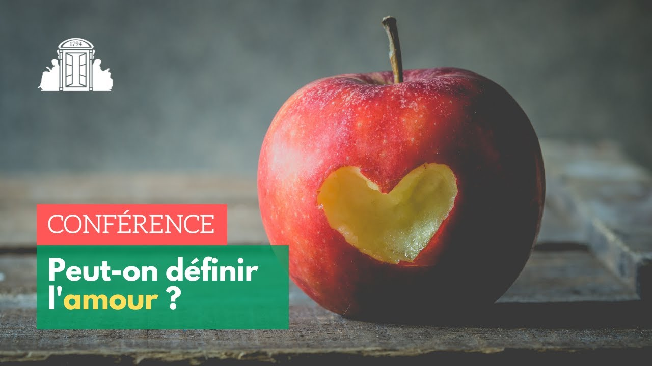 francis wolff peut on d finir l 39 amour youtube. Black Bedroom Furniture Sets. Home Design Ideas