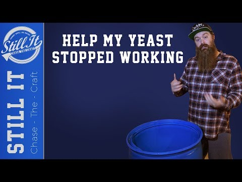 How To Fix A Stuck Ferment : Help Fermentation Stopped Early!