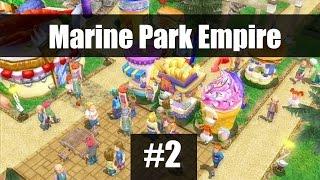 Marine Park Empire #2 - Pierwsze akwarium ;D