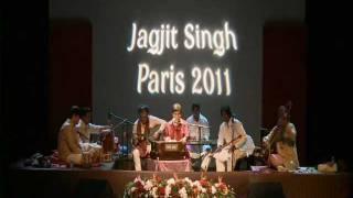 Jagjit Singh Tribute Live in Paris 2011
