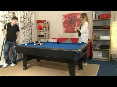 Www Madfun Co Uk Bce Riley 7ft Black Cat Pool Table