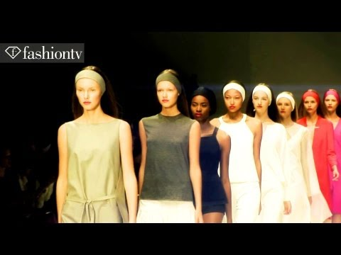 Fashion Week - The Best of London Spring/Summer 2012: Fashion Week Review LFW  | FashionTV - FTV