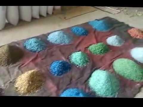 Raw Materials For Terrazzo Floor Tiles