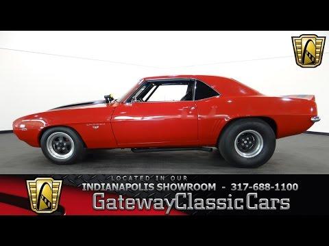 1969 Chevrolet Camaro – Gateway Classic Cars Indianapolis – #443NDY