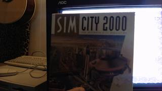 SimCity 2000 Installation From Floppy On An Apple Macintosh Performa 6116CD  - Will It Work?