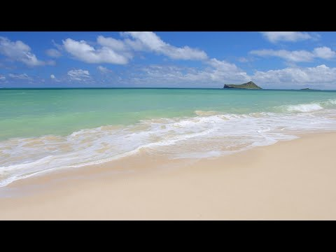 """""""Healing Hawaii II: Oahu"""" 4k 1 HR Nature Relaxation™ Experience  (Just Nature Sounds)"""