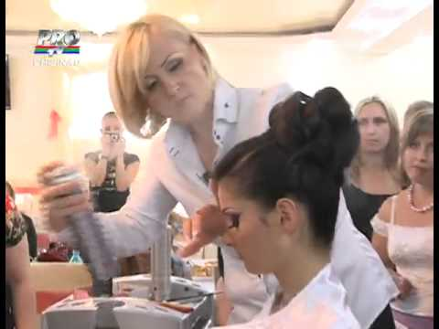 "PRO TV - VICTORIA SCHIMBATOR - SEMINAR ""ART&PASSION"" (AUTUMN COLLECTION)"