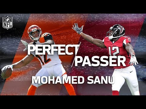 Mohamed Sanu is a PERFECT Career Passer! | Trick Play Master 🚨 | NFL Highlights