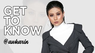Download Video GET TO KNOW @AWKARIN BETTER MP3 3GP MP4