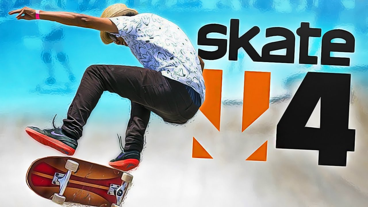 SKATE 4 IS TAKING 4EVER