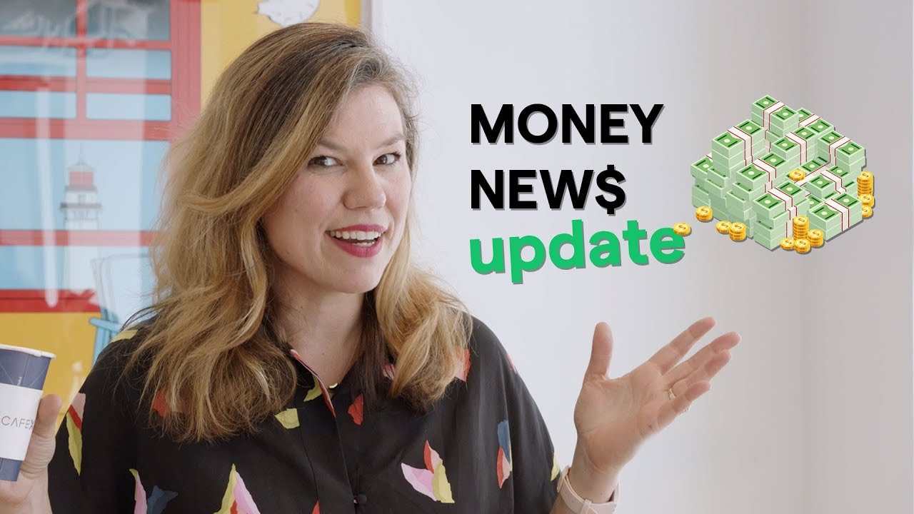 Varo Money News (episode 1): Equal Pay Day, Women on Money, Taxes