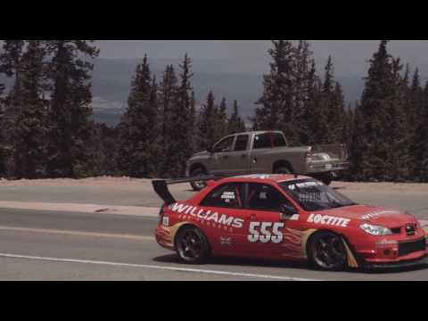 Pikes Peak International Hill Climb 2017