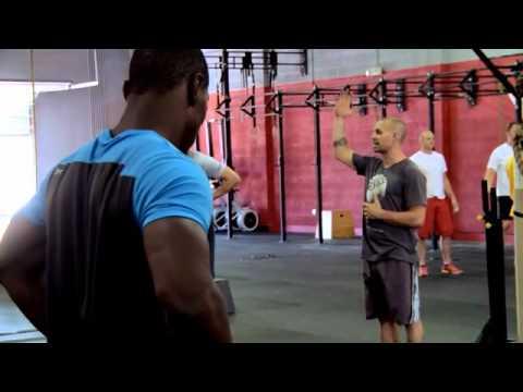 Knowshon Moreno Gets CrossFit