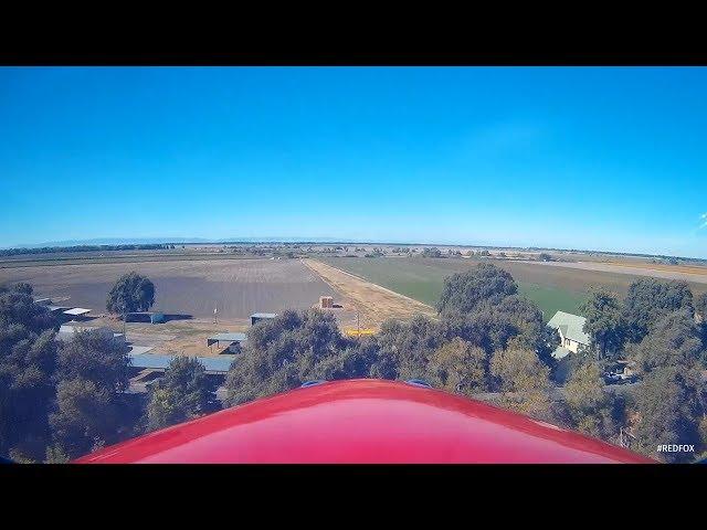 KITFOX - Flying around Northern California.