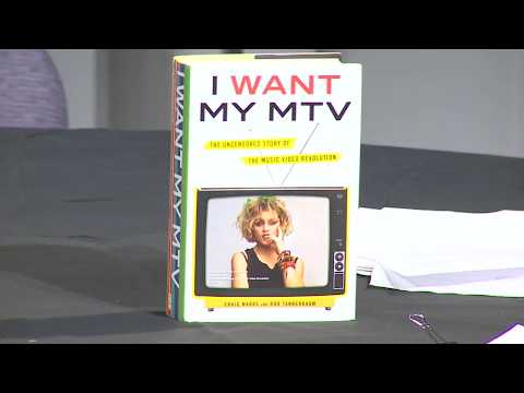 Talking the History of MTV and Music Videos with Craig Marks & Rob Tannenbaum