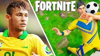SHAVING again with NEYMAR Skin! + New OMEN Skin in SHOP! | Fortnite Battle Royale