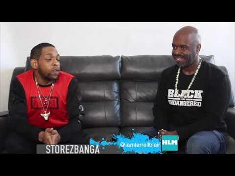 StorezBanga Interview w/ HLMmedia