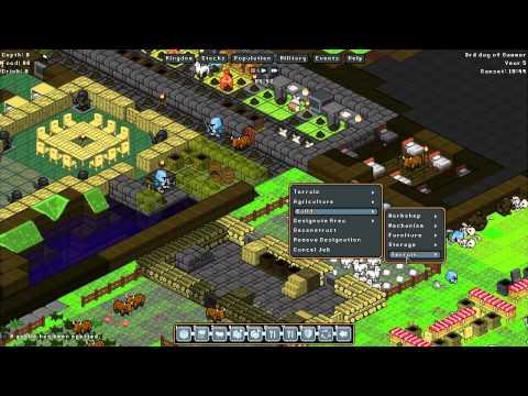 Gnomoria - Episode 72 (Merchants and Mants)