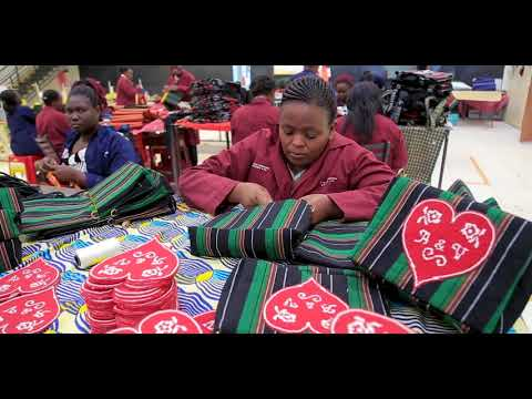 Vivienne Westwood: Handmade With Love In Africa