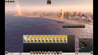 Total War: Rome 2 - Seleucid Walkthrough Episode 5 - Finishing off Cyprus Thumbnail