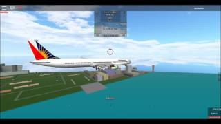 ROBLOX | PH 678 , Flight From SERE To FBES