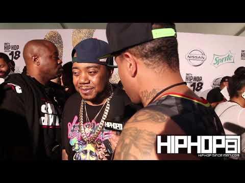 Twista Talks New Music, Lil Wayne, the Chicago Bears, Khalil Mack & More (2018 BET Hip-Hop Awards)
