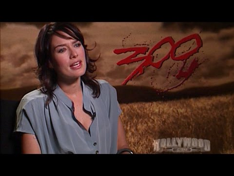 '300' Lena Headey Interview
