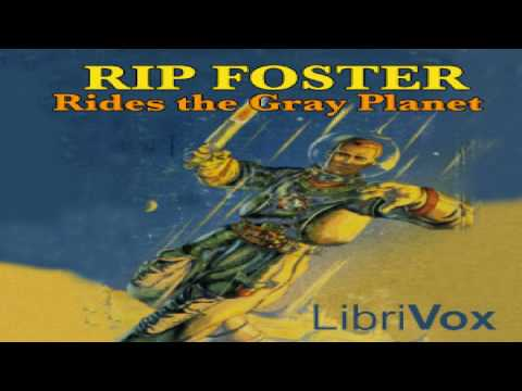 Rip Foster Rides the Gray Planet | Harold Goodwin | Action & Adventure | Book | English | 3/3