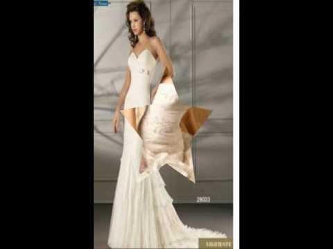 10 vestidos de novia mas lindos