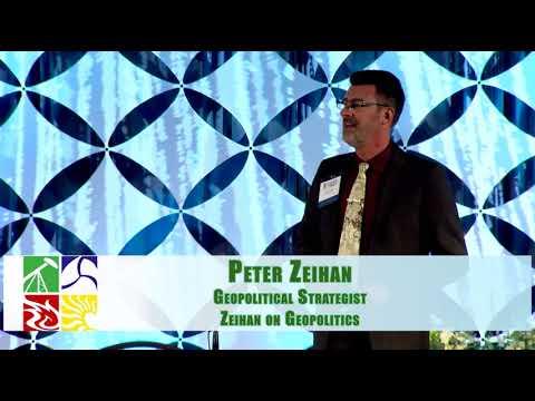 Keynote Speaker: Peter Zeihan- America at the Edge
