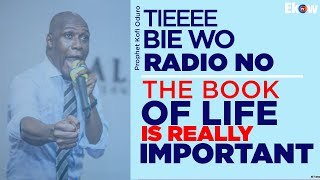 The Book Of Life By Prophet Kofi Oduro Hot Message