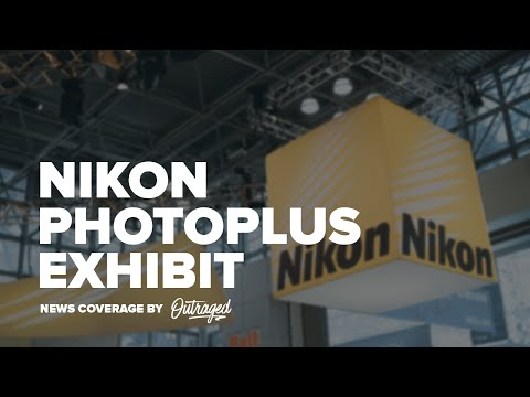 PhotoPlus Expo: What's Happening at Nikon? #PPE2015