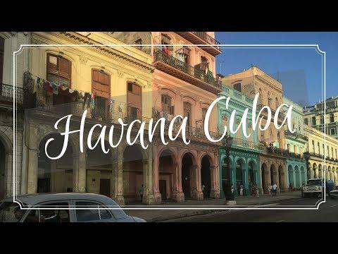 MY HAVANA CUBA TRAVEL EXPERIENCE