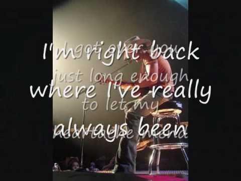 Brad Paisley Today I Started Loving You Again Lyrics Chords